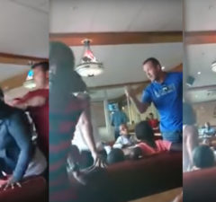 spur racist incident 2017