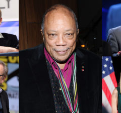 quincy jones name drops