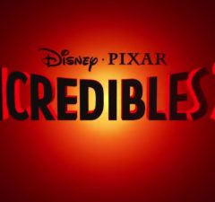 the incredibles 2 title screen