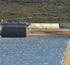 berg river dam city of cape town