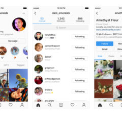 Instagram Profile Update