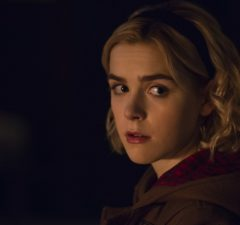 chilling adventures of sabrina kiernan shipka netflix